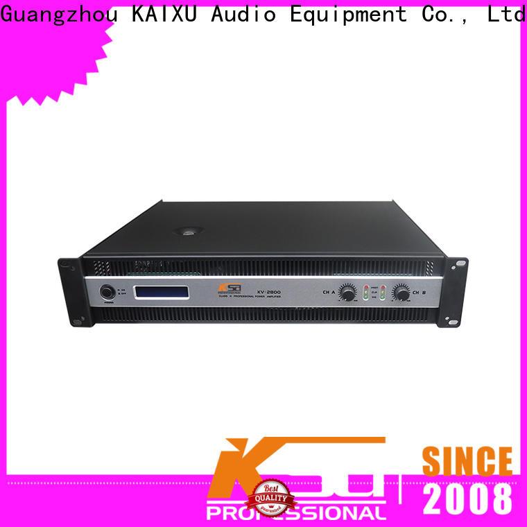 KSA hifi power amps directly sale for speaker