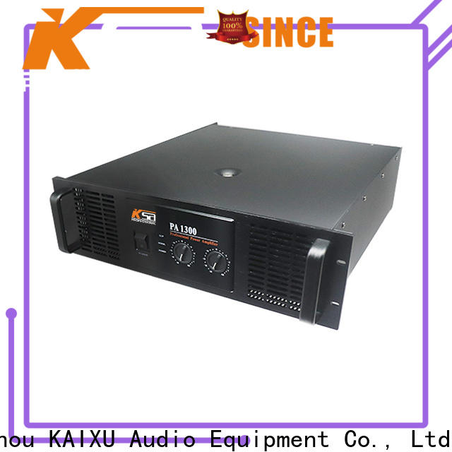 low-cost basic audio amplifier factory direct supply for bar