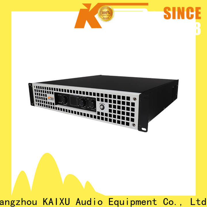 professional best 2 channel power amplifier company for promotion