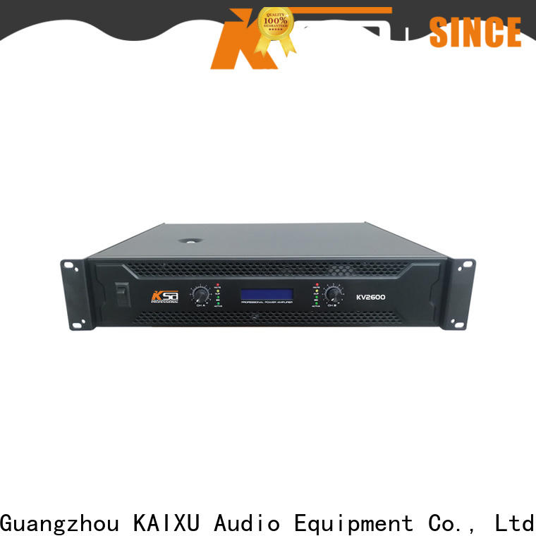 KSA high power pa amplifier manufacturer bulk production