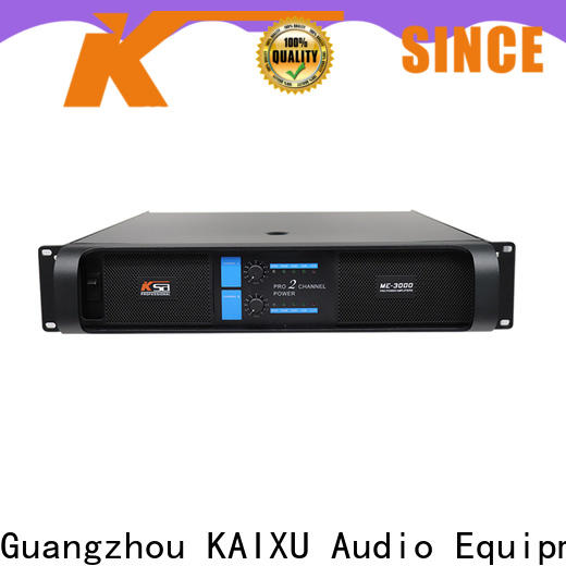 reliable pro audio amplifier with good price outdoor audio