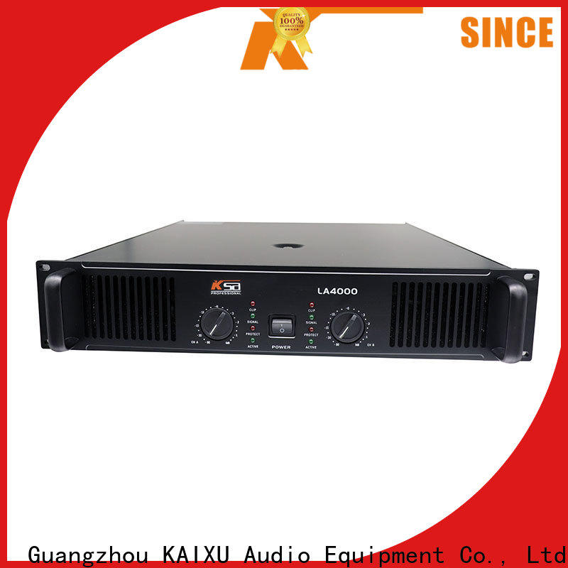 best value high quality power amplifier supply for bar