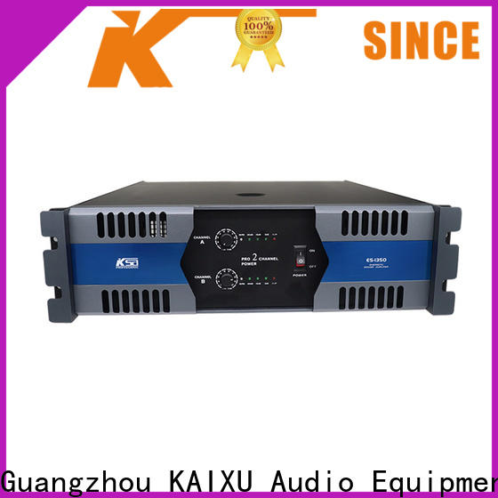 KSA high-quality power sound amplifier from China for lcd