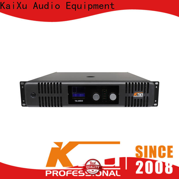 KSA high quality china amplifiers best manufacturer for promotion