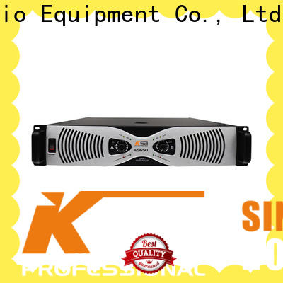 KSA stable home audio power amplifier supply for speaker