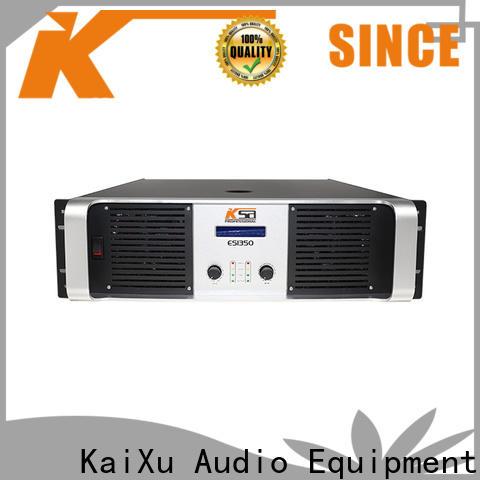 KSA stable class e power amplifier supplier bulk production