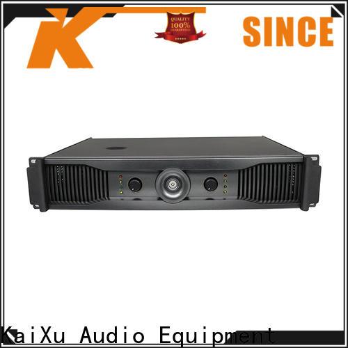 high powered amplifier