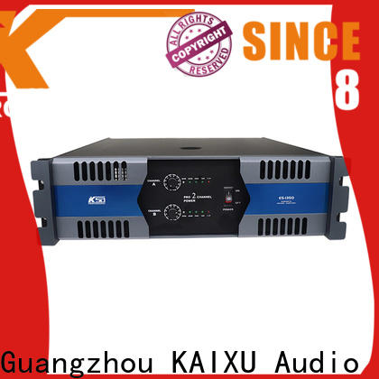 KSA professional live power amplifier best manufacturer for stage