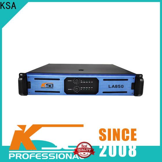 factory price ksa audio series karaoke equipment