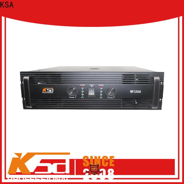 KSA quality music amplifier company for transformer