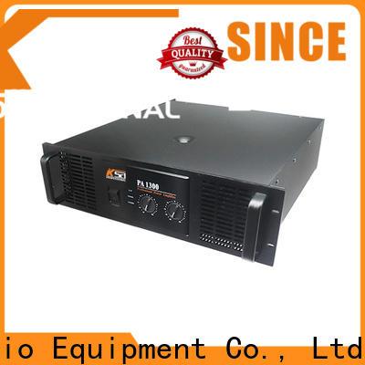 KSA energy-saving basic audio amplifier factory direct supply for speaker