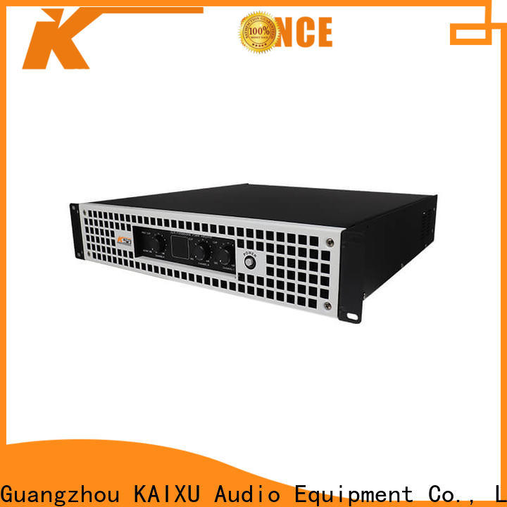KSA top selling class h amplifier with good price bulk production
