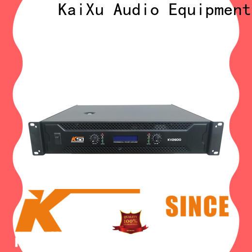 KSA durable home audio power amplifier system company bulk production