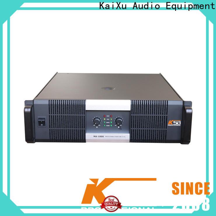 KSA worldwide home stereo amplifier directly sale for ktv