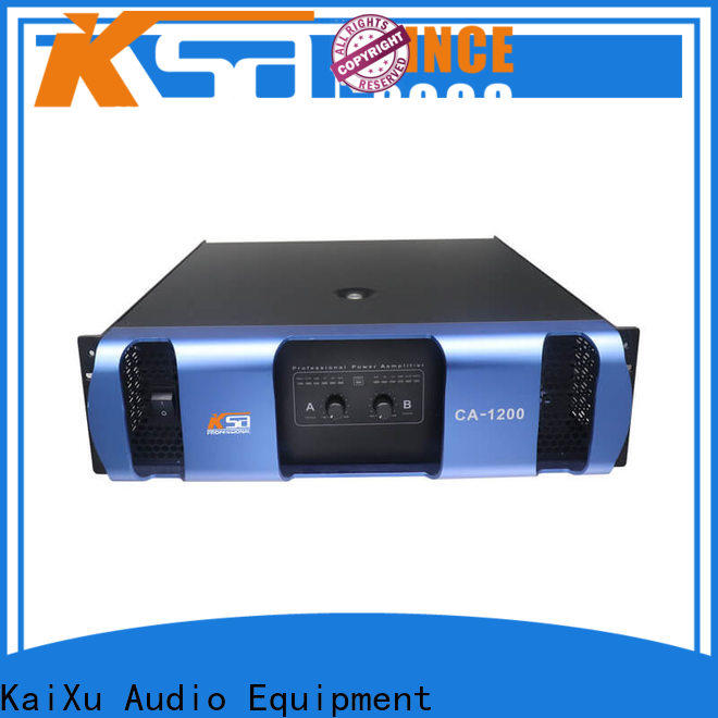 KSA low-cost hf power amplifier with good price for bar