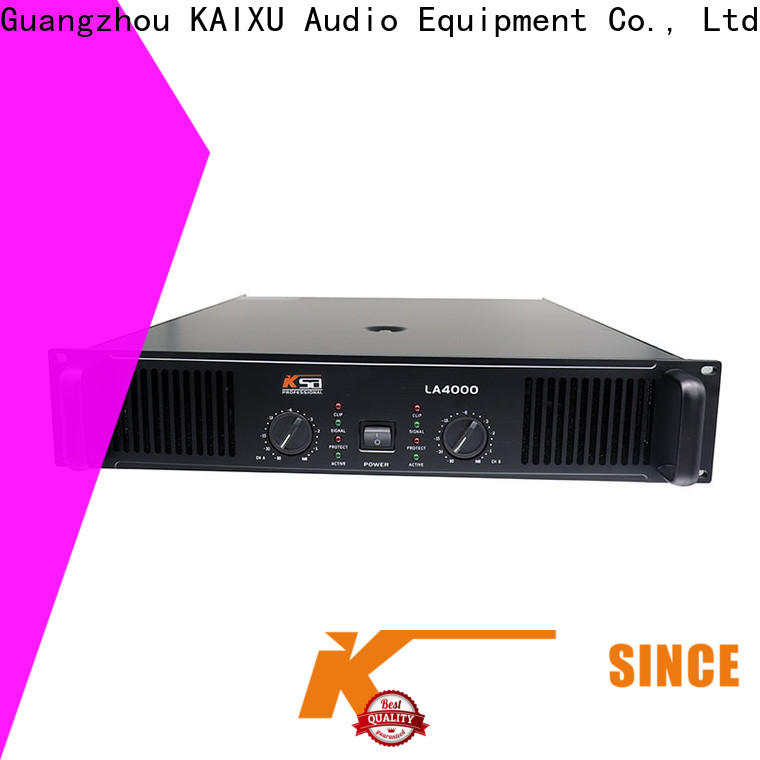durable low power stereo amplifier factory direct supply karaoke equipment