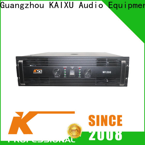 top selling best stereo amplifier supplier outdoor audio