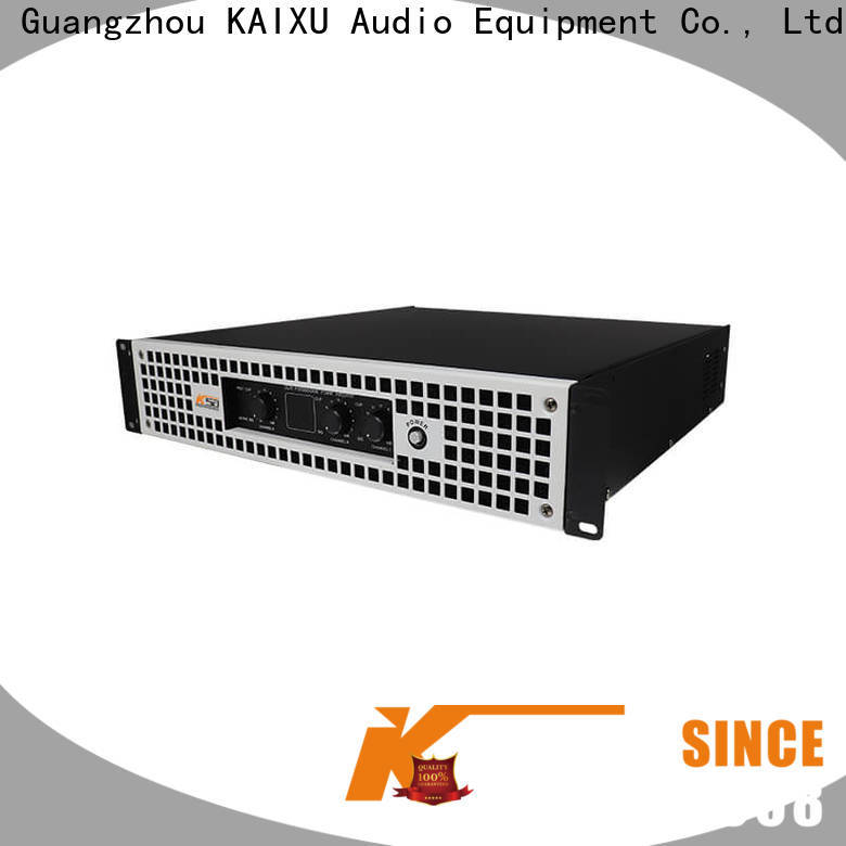 KSA practical stereo audio power amplifier suppliers for promotion