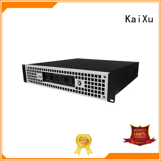 best professional power amplifier channels for bar KaiXu