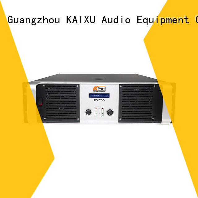 KSA high power amplifier inquire now for classroom