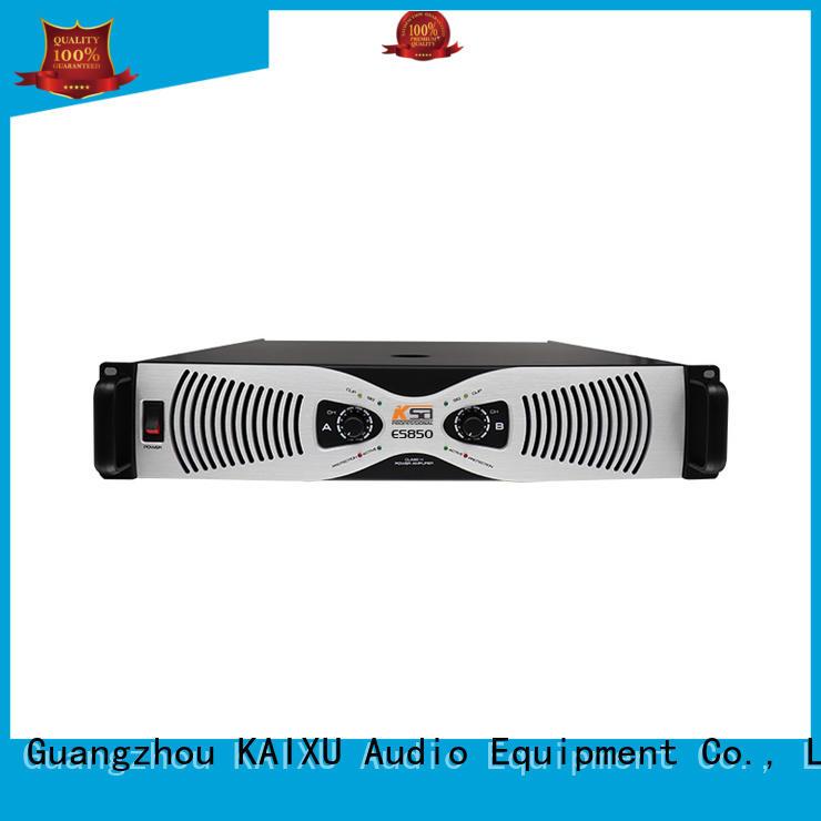 circuit high power audio amplifier professional for multimedia KaiXu