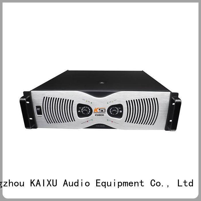 KSA home theatre amplifier supplier bulk production
