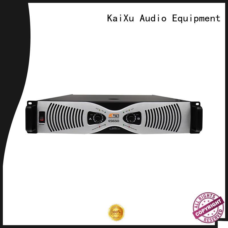 KSA reliable home theatre amplifier supply bulk production