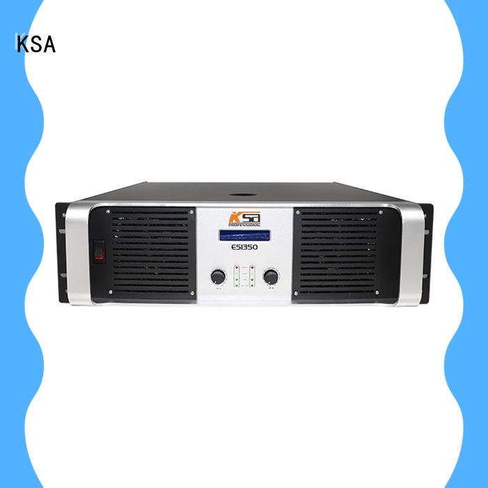 KSA subwoofer power amplifier company for sale