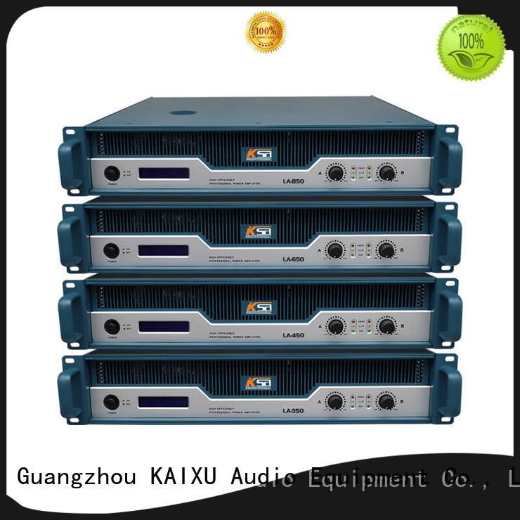 KSA best audio amplifier at discount for club