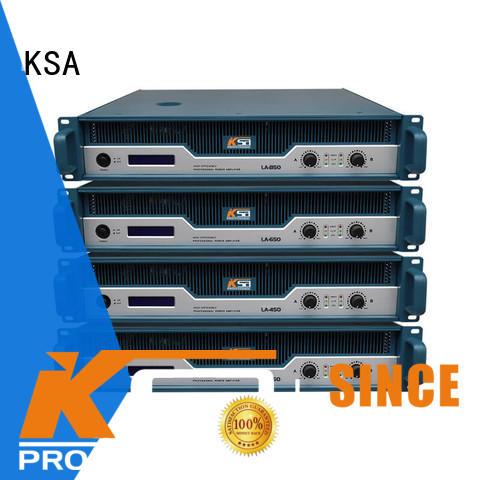 KSA home stereo power amplifier energy-saving for ktv