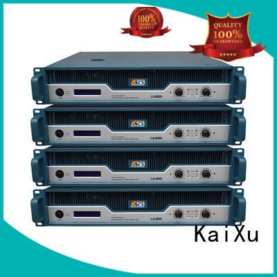 stereo power amplifier series for ktv KaiXu