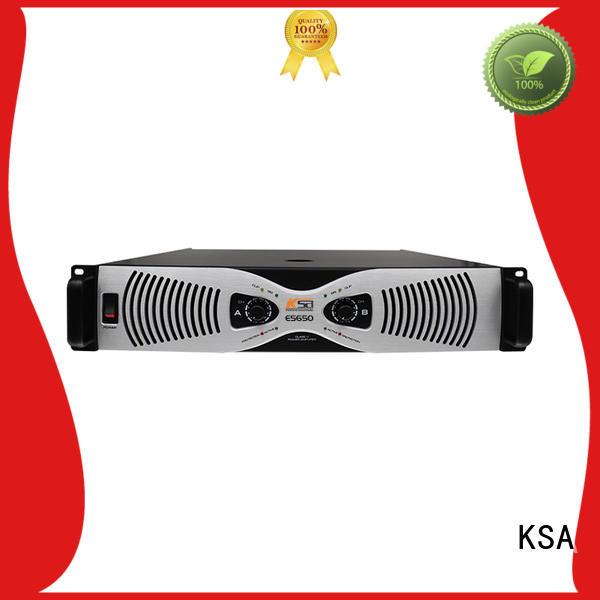 KSA high power amplifier cheapest price for lcd