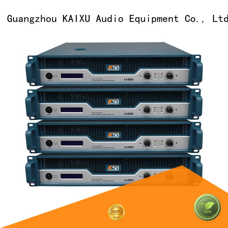 KSA best power amplifier for home theater with good price bulk production