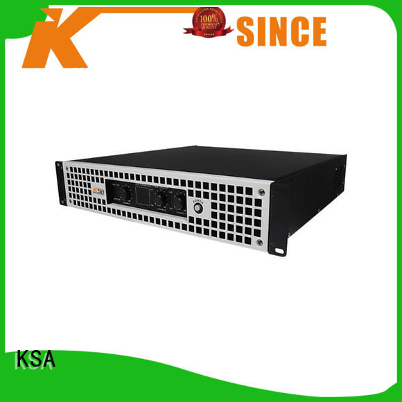 KSA reliable compact amplifier home wholesale for speaker
