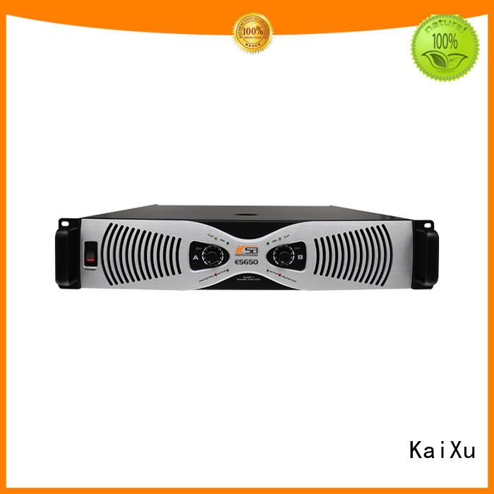 KaiXu multimedia professional audio amplifier professional for classroom