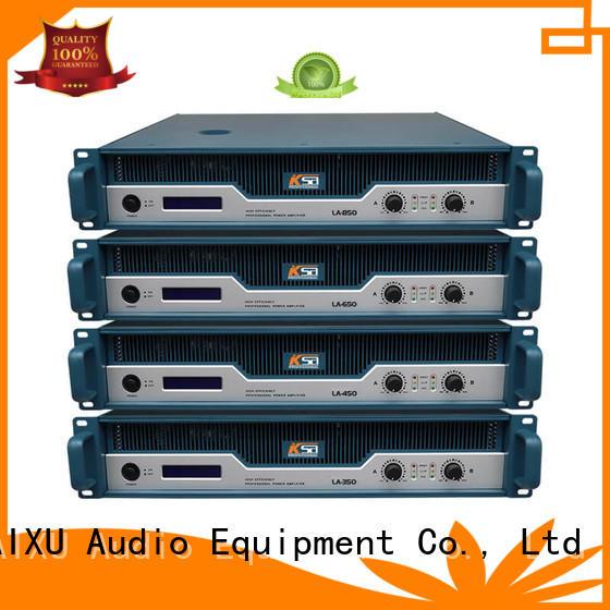 amplifier studio power amplifier class series for ktv KaiXu