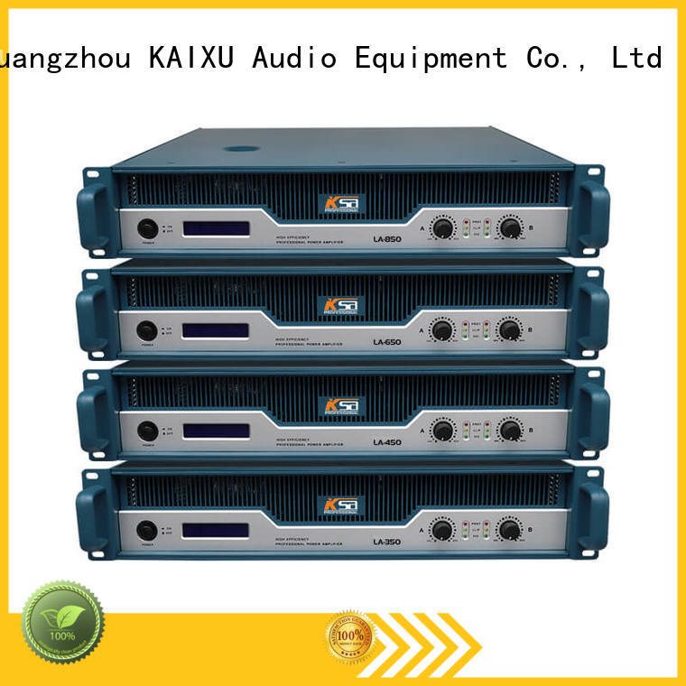 high-quality dj power amplifier energy-saving for ktv