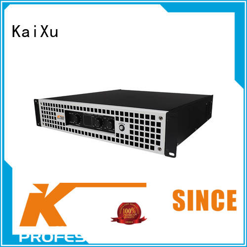 room best sound amplifier performance room KaiXu
