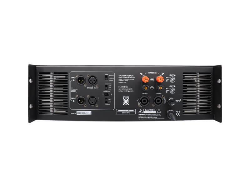 KSA professional stereo amp class outdoor audio-3