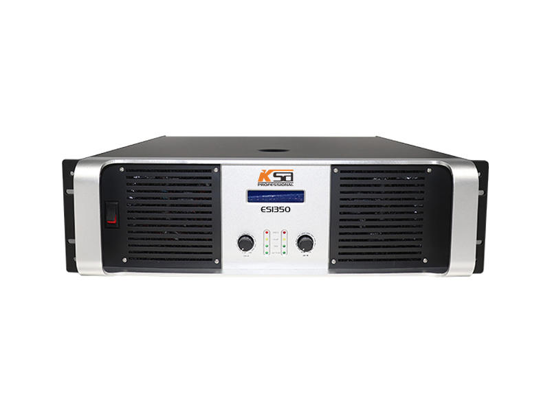 Good price 3U two channel strong circuit professional power amplifier with LCD.-1