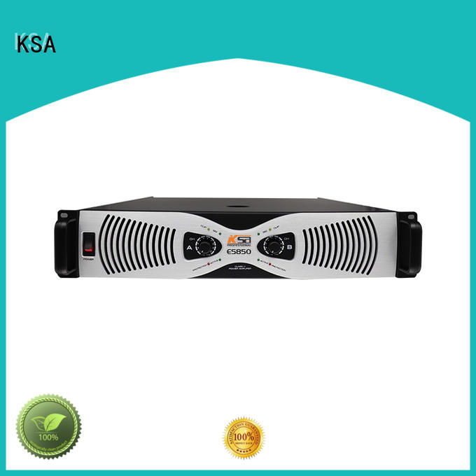 KSA high-quality high power amplifier supplier for sale