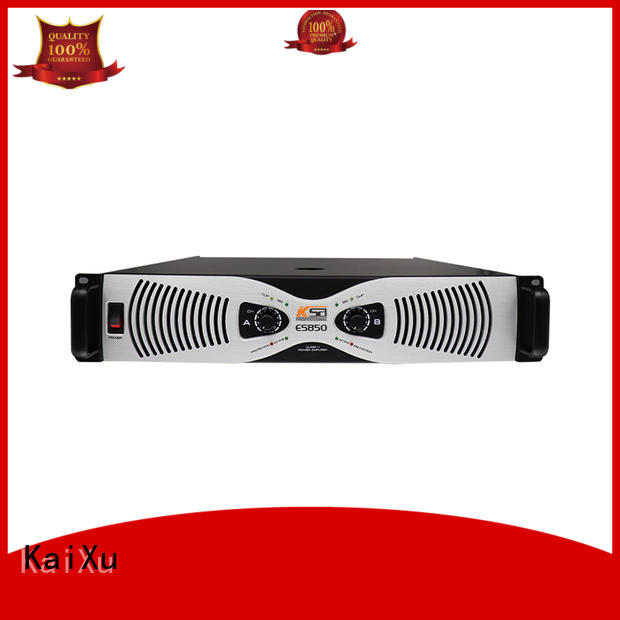 strong professional multimedia KaiXu Brand transistor amplifier