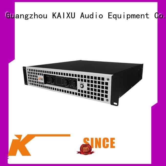 amplifier room lightweight power amplifiers KaiXu manufacture