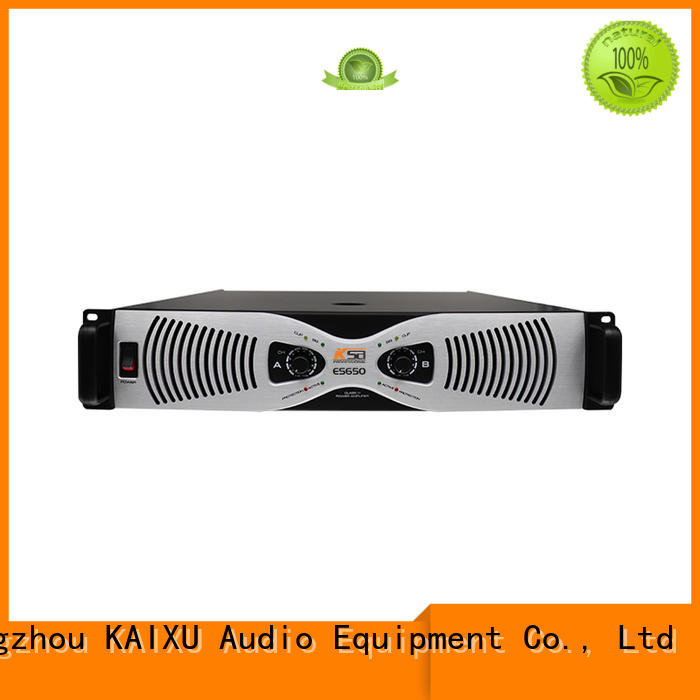 Quality KaiXu Brand professional audio amplifier circuit effiency