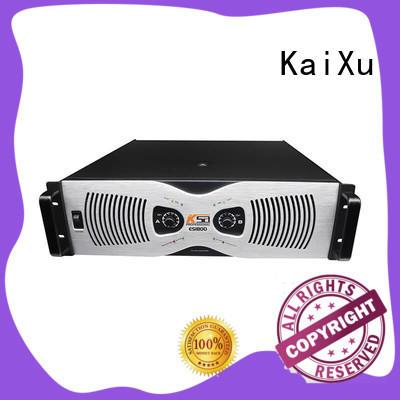 ksa best home audio amplifier cheapest price for speaker KaiXu