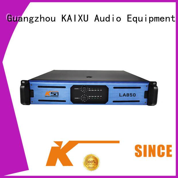 KSA professional amplifier pa class series for night club