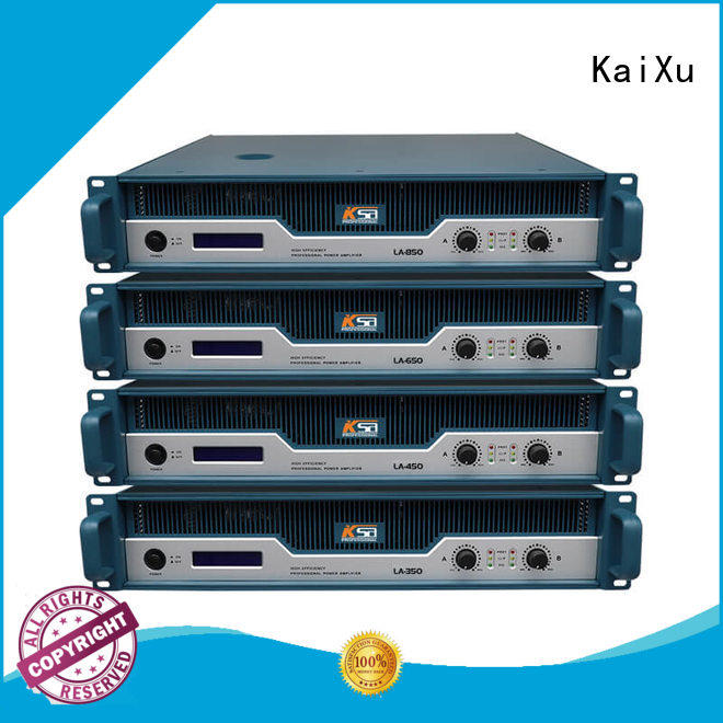 KaiXu cheap stereo power amplifier toshiba transistor