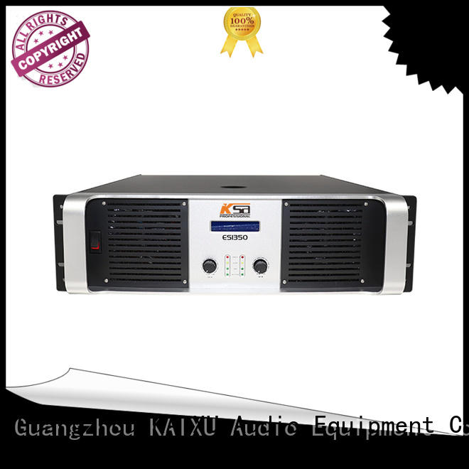 KaiXu home amplifier for classroom