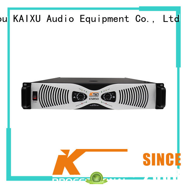 KaiXu power home theatre amplifier for classroom