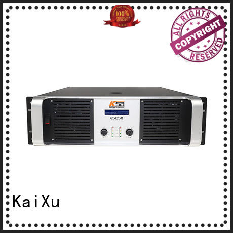 amplifier high power audio amplifier cheapest price for stage KaiXu